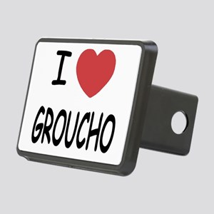 GROUCHO Rectangular Hitch Cover