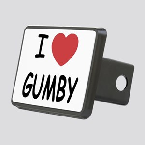 GUMBY01 Rectangular Hitch Cover