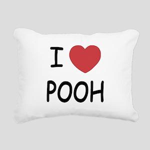 POOH Rectangular Canvas Pillow