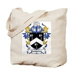 Congreve Coat of Arms Tote Bag