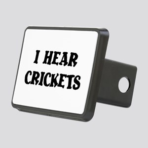 ihearcrickets Rectangular Hitch Cover