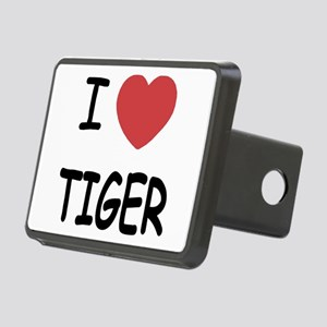 TIGER Rectangular Hitch Cover