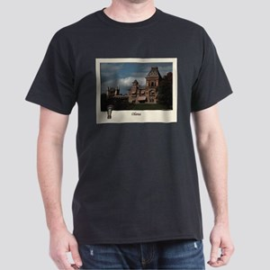 Olana Frederick Church Dark T-Shirt