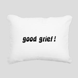 goodgrief Rectangular Canvas Pillow