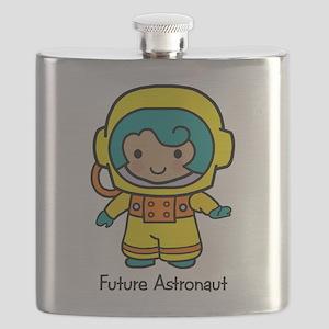 Future Astonaut - Girl Flask