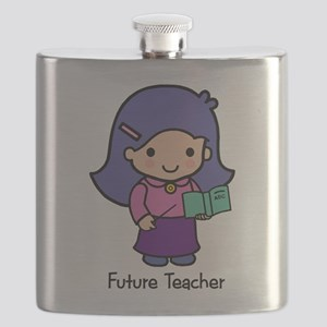 Future Teacher - girl Flask