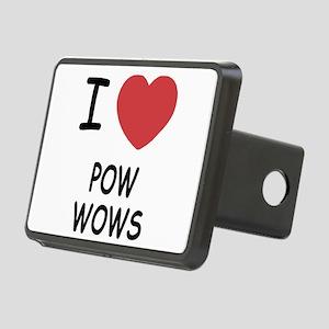 POWWOWS Rectangular Hitch Cover