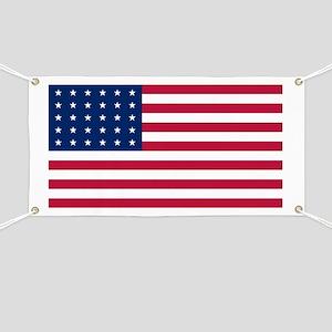 USA - 30 Stars Banner