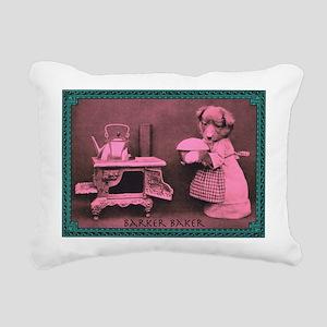 Barker Baker Rectangular Canvas Pillow