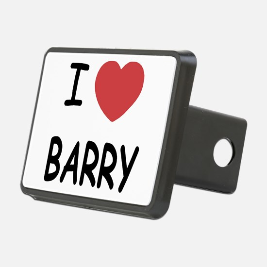 BARRY.png Hitch Cover