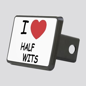 HALF_WITS Rectangular Hitch Cover