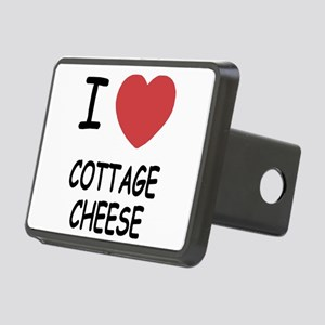 COTTAGE_CHEESE Rectangular Hitch Cover