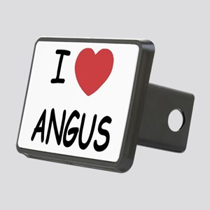 ANGUS Rectangular Hitch Cover