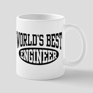 World's Best Engineer Mug
