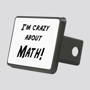 Im crazy about MATH Rectangular Hitch Cover