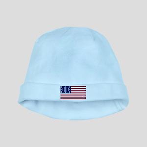 USA - 33 Stars - Ft Sumter Baby Hat