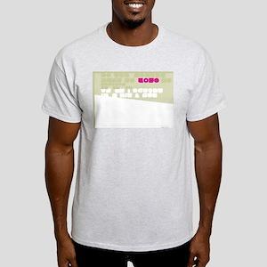 Straigh UP! Back Light T-Shirt
