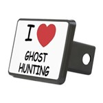 GHOST_HUNTING Rectangular Hitch Cover