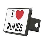 RUNES Rectangular Hitch Cover