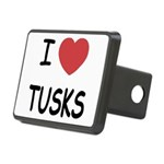 TUSKS Rectangular Hitch Cover