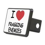 FRAGGING_ENEMIES Rectangular Hitch Cover