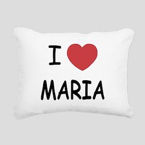 MARIA Rectangular Canvas Pillow