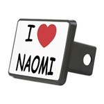 NAOMI Rectangular Hitch Cover