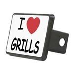 GRILLS Rectangular Hitch Cover