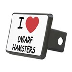 DWARFHAMSTERS Rectangular Hitch Cover