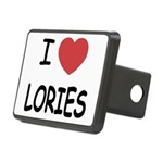 LORIES Rectangular Hitch Cover