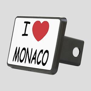 MONACO Rectangular Hitch Cover