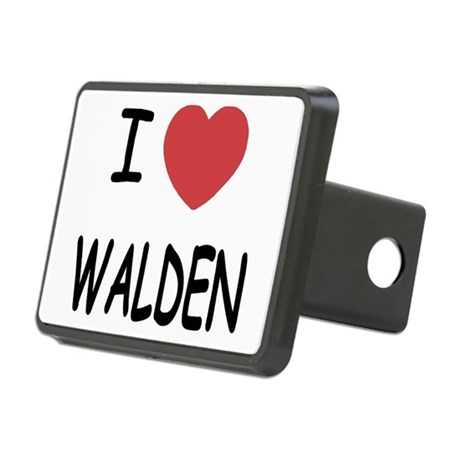 WALDEN.png Rectangular Hitch Cover