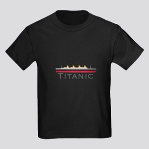 Titanic Kids Dark T-Shirt