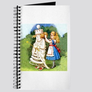 Alice and The White Queen Journal