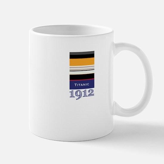 Titanic Graphic Mug