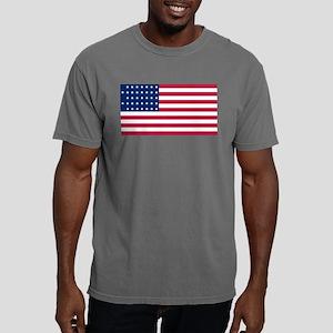 USA - 37 Stars - Final Version Mens Comfort Colors