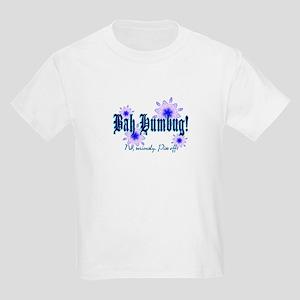 Bah Humbug! No, really. Kids Light T-Shirt