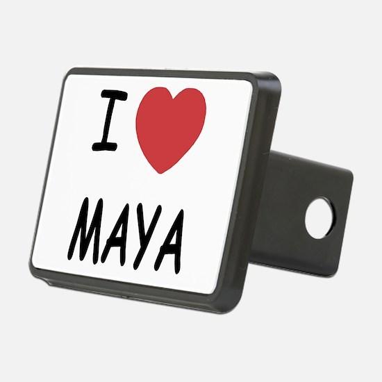I heart Maya Hitch Cover