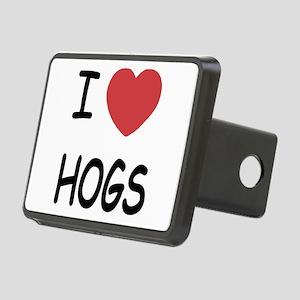 hogs Rectangular Hitch Cover