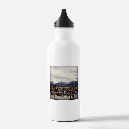 Homer Alaska Water Bottle