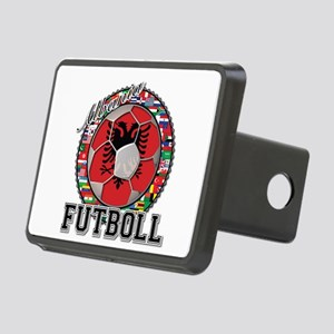 Albania Flag World Cup Futboll Ball Rectangular Hi