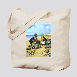 The Carpenter and the Walrus Tote Bag