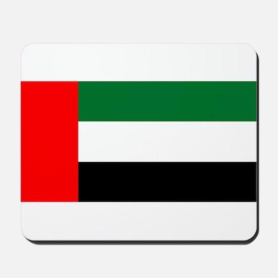 UAE - National Flag Mousepad