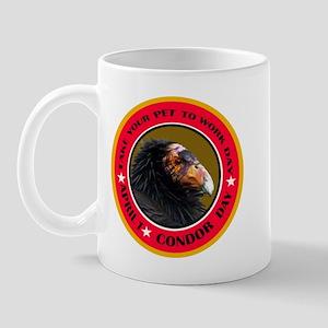 TAKE CONDOR Mug