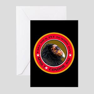 TAKE CONDOR Greeting Cards (Pk of 10)