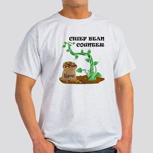 Chief Bean Counter Light T-Shirt