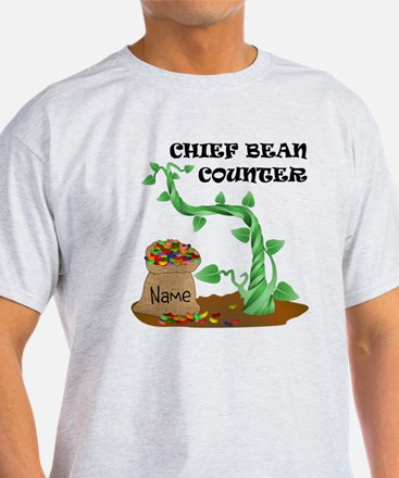 Chief Bean Counter T-Shirt