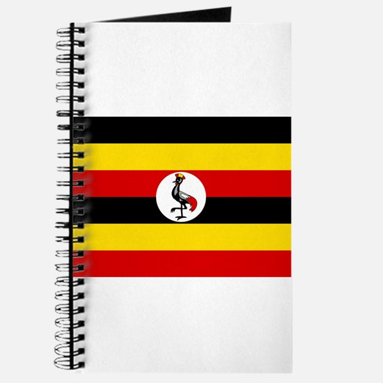 Uganda - National Flag - Current Journal