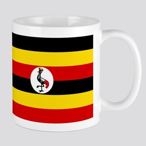 Uganda - National Flag - Current 11 oz Ceramic Mug