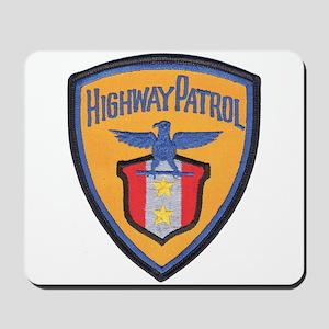 Highway Patrol Mousepad